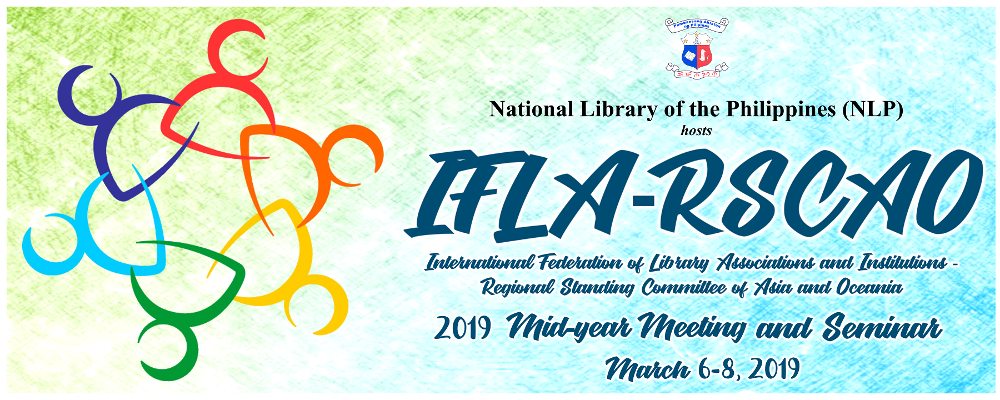 IFLA-RSCAO | National Library of the Philippines