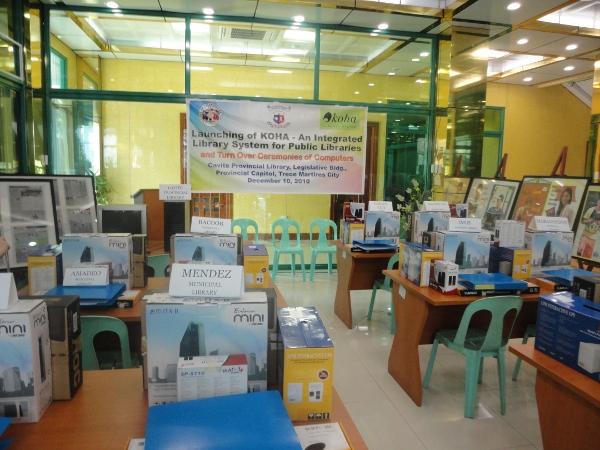 Cavite Koha Deployment