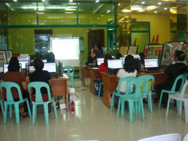 Cavite Koha Deployment Dec 2010